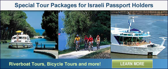 Special Travel Packages for Israeli Passport holders
